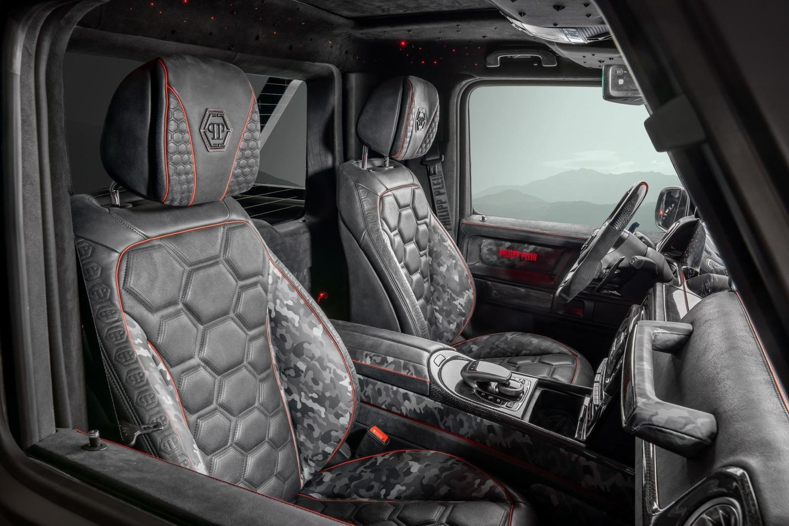 2020 Mercedes-Benz G-class Star Trooper Pickup By Mansory (10)