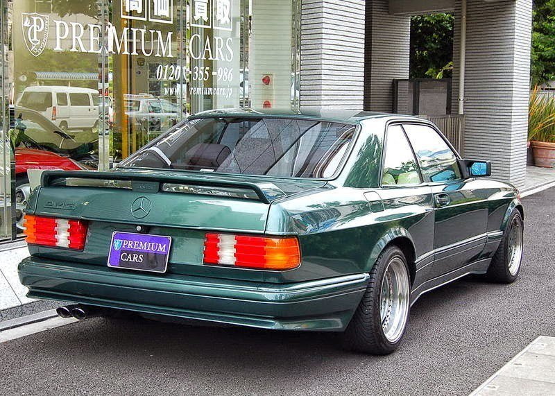 Amazing Mercedes-Benz SEC AMG Edition W126 (2)