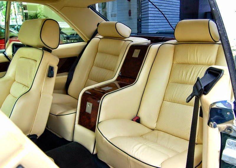 Amazing Mercedes-Benz SEC AMG Edition W126 (4)