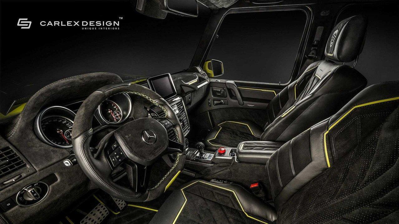 Brabus G500 4x4² Carlex Design (12)