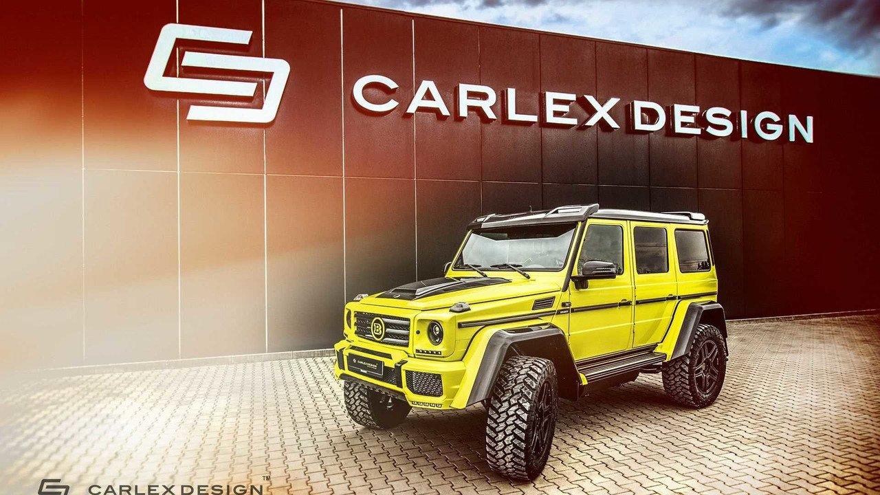 Brabus G500 4x4² Carlex Design (14)