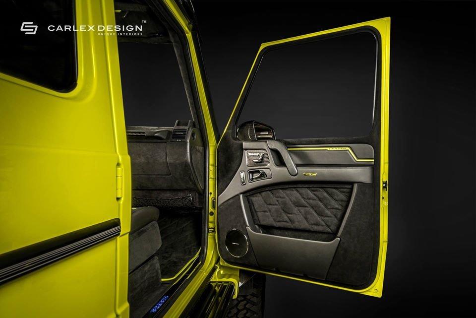 Brabus G500 4x4² Carlex Design(2)