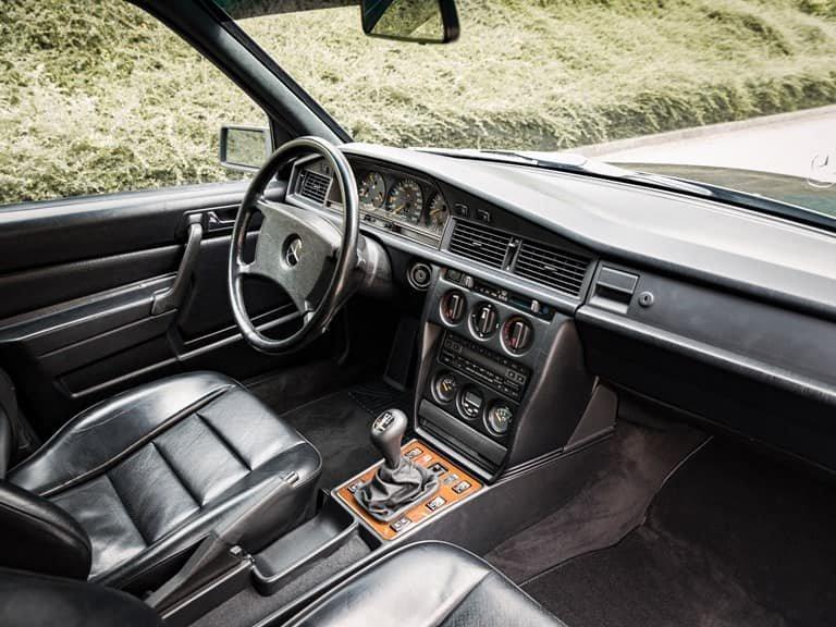 Mercedes-Benz 190 E2.5-16V Evo 2 1990 (10)