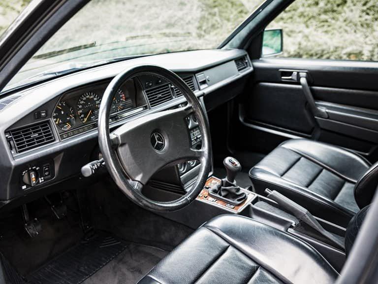 Mercedes-Benz 190 E2.5-16V Evo 2 1990 (12)