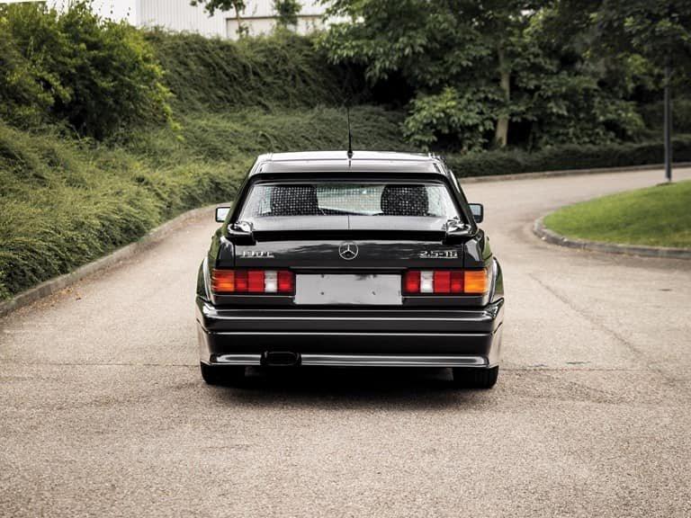 Mercedes-Benz 190 E2.5-16V Evo 2 1990 (13)