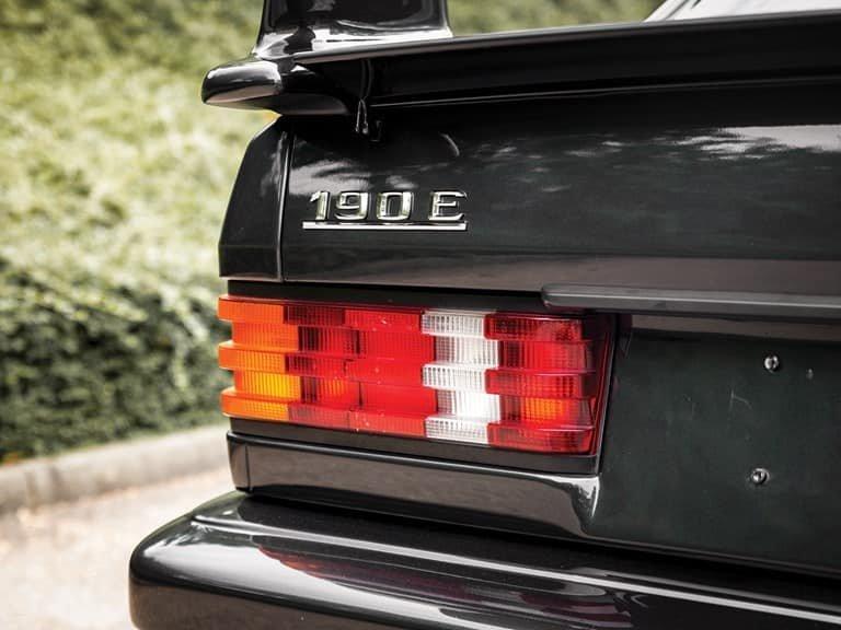 Mercedes-Benz 190 E2.5-16V Evo 2 1990 (14)