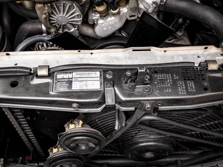 Mercedes-Benz 190 E2.5-16V Evo 2 1990 (17)