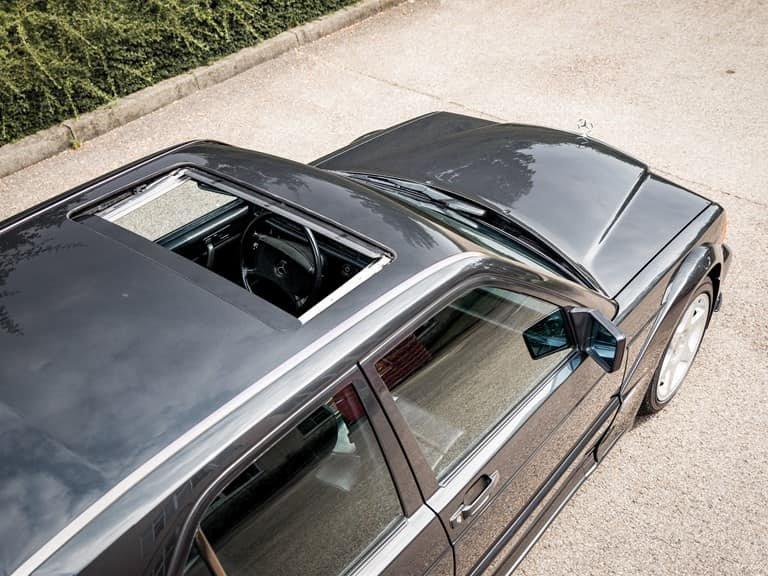 Mercedes-Benz 190 E2.5-16V Evo 2 1990 (20)