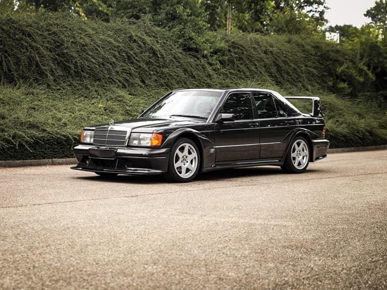 Mercedes-Benz 190 E2.5-16V Evo 2 1990 (22)