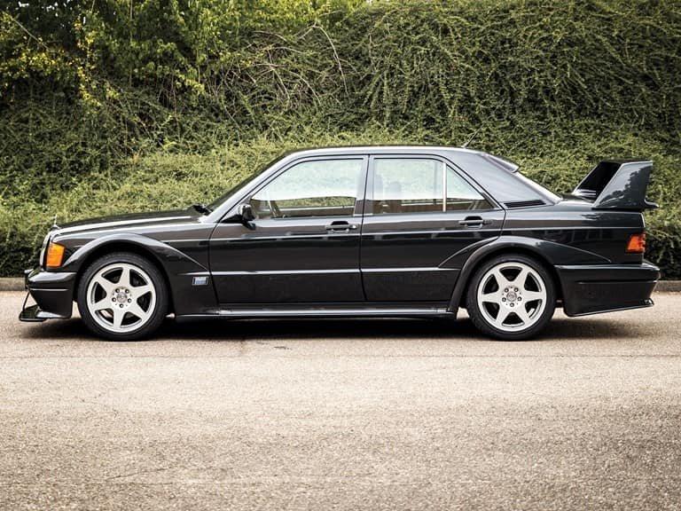 Mercedes-Benz 190 E2.5-16V Evo 2 1990 (2)
