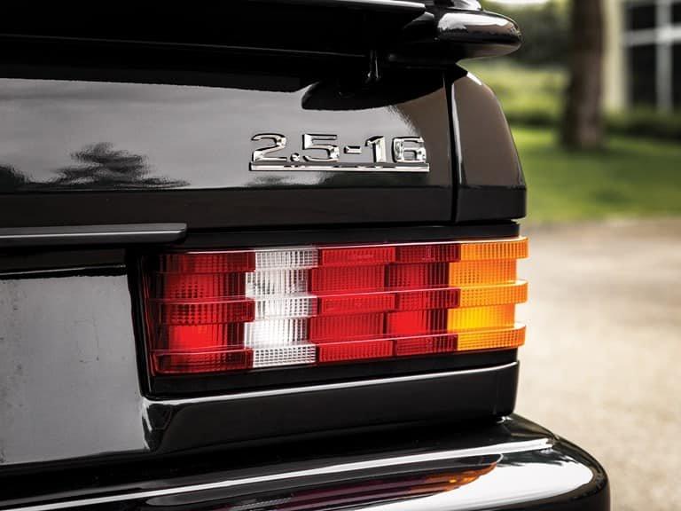 Mercedes-Benz 190 E2.5-16V Evo 2 1990 (4)
