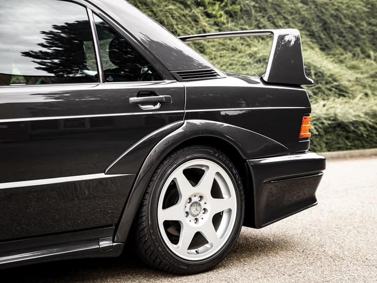 Mercedes-Benz 190 E2.5-16V Evo 2 1990 (6)