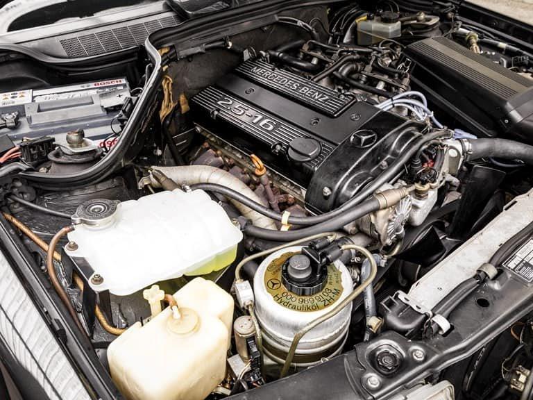 Mercedes-Benz 190 E2.5-16V Evo 2 1990 (7)