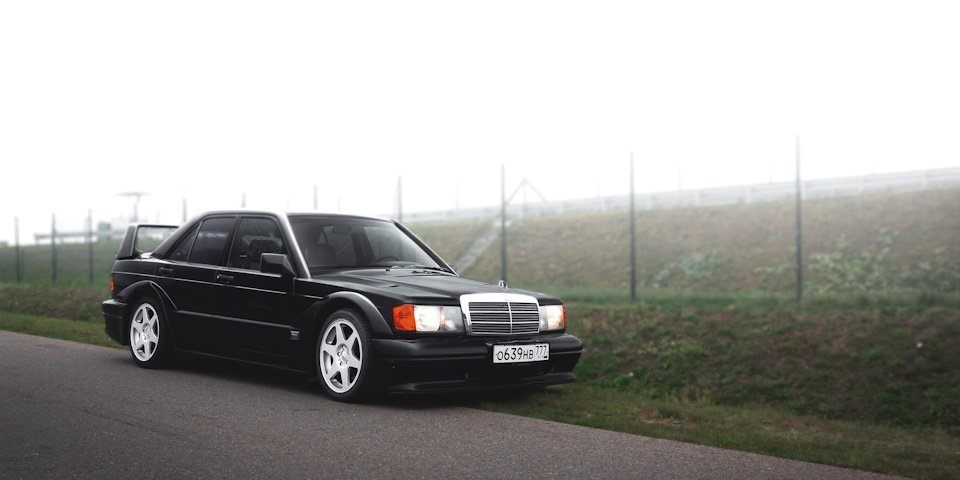 Mercedes-Benz 190 E 2.5-16 Evolution II (21)
