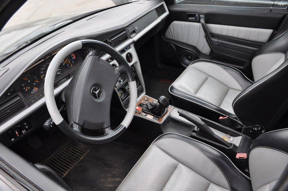 Mercedes-Benz 190 E 2.5-16 Evolution II (22)