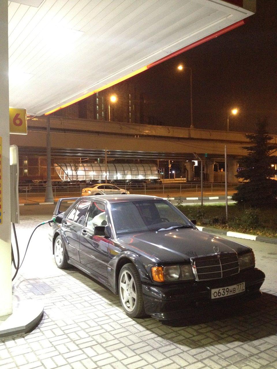 Mercedes-Benz 190 E 2.5-16 Evolution II (23)
