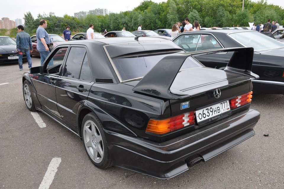 Mercedes-Benz 190 E 2.5-16 Evolution II (4)