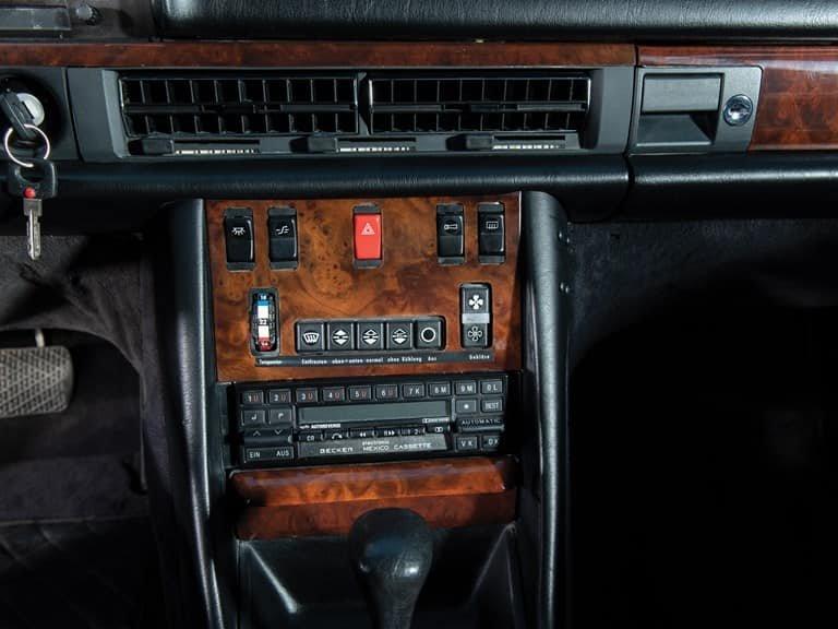 Mercedes-Benz 500SEC Koenig Edition 1986 (1)