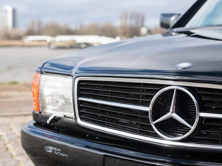 Mercedes-Benz 500SEC Koenig Edition 1986 (20)