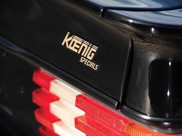 Mercedes-Benz 500SEC Koenig Edition 1986 (24)