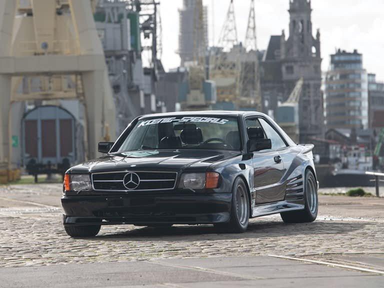 Mercedes-Benz 500SEC Koenig Edition 1986 (26)