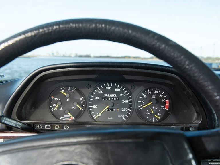 Mercedes-Benz 500SEC Koenig Edition 1986 (2)