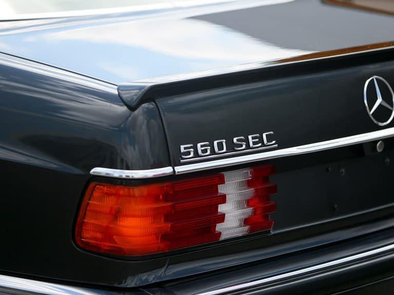 Mercedes-Benz 560SEC AMG 1990 (13)