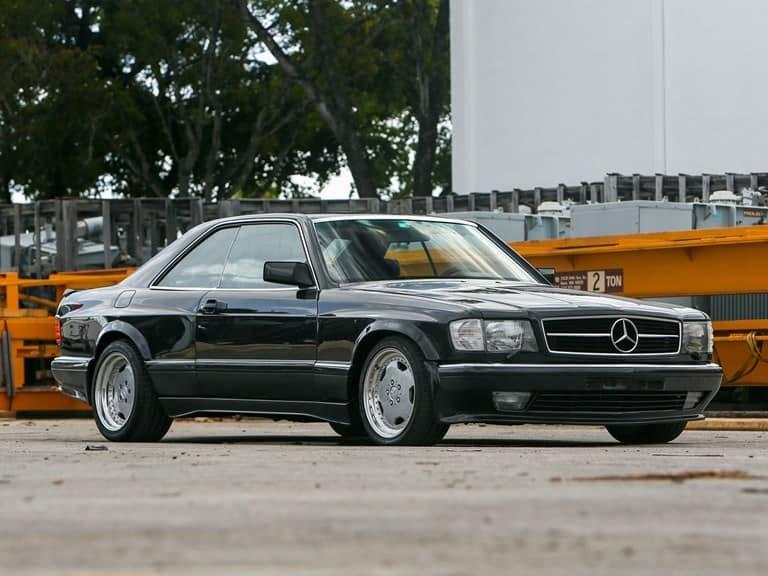 Mercedes-Benz 560SEC AMG 1990 (16)