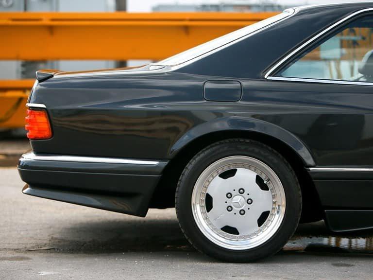 Mercedes-Benz 560SEC AMG 1990 (17)