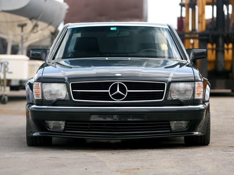 Mercedes-Benz 560SEC AMG 1990 (1)