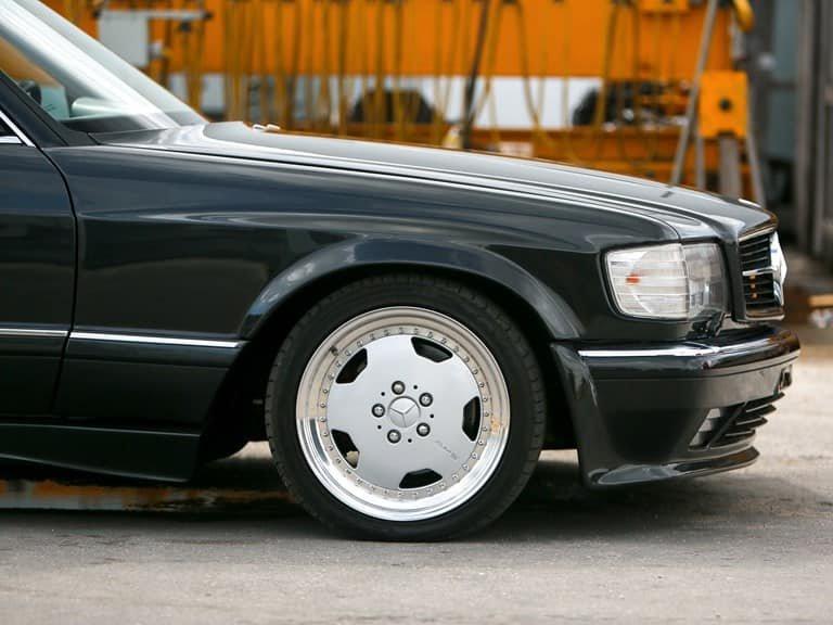 Mercedes-Benz 560SEC AMG 1990 (24)