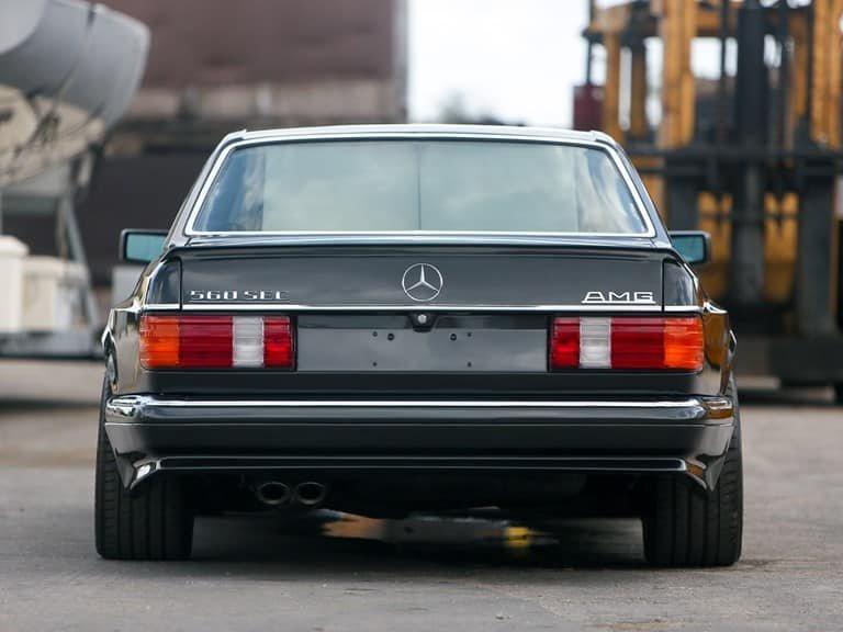 Mercedes-Benz 560SEC AMG 1990 (27)