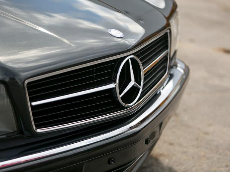 Mercedes-Benz 560SEC AMG 1990 (4)