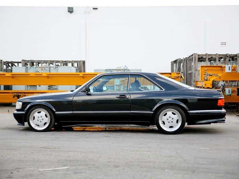 Mercedes-Benz 560SEC AMG 1990 (7)
