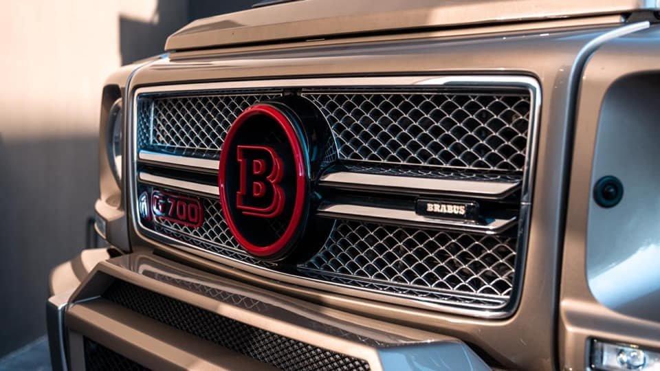Mercedes-Benz BRABUS 6x6 G700 W463 (12)