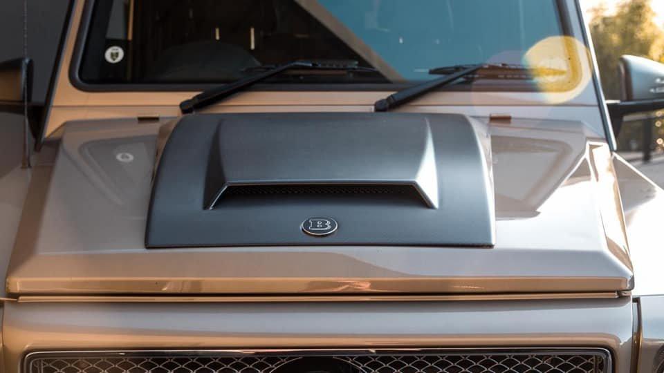 Mercedes-Benz BRABUS 6x6 G700 W463 (13)