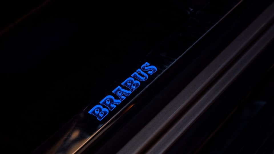 Mercedes-Benz BRABUS 6x6 G700 W463 (14)