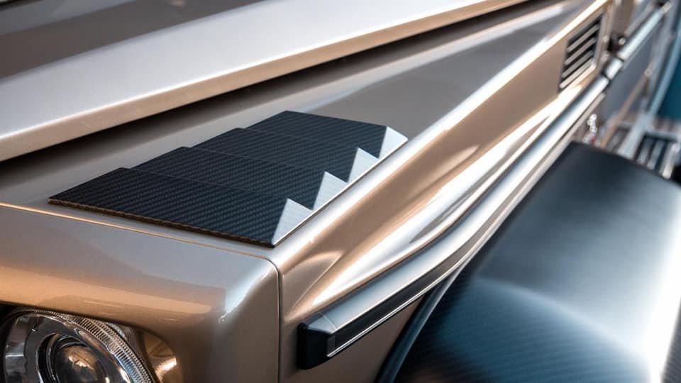 Mercedes-Benz BRABUS 6x6 G700 W463 (20)