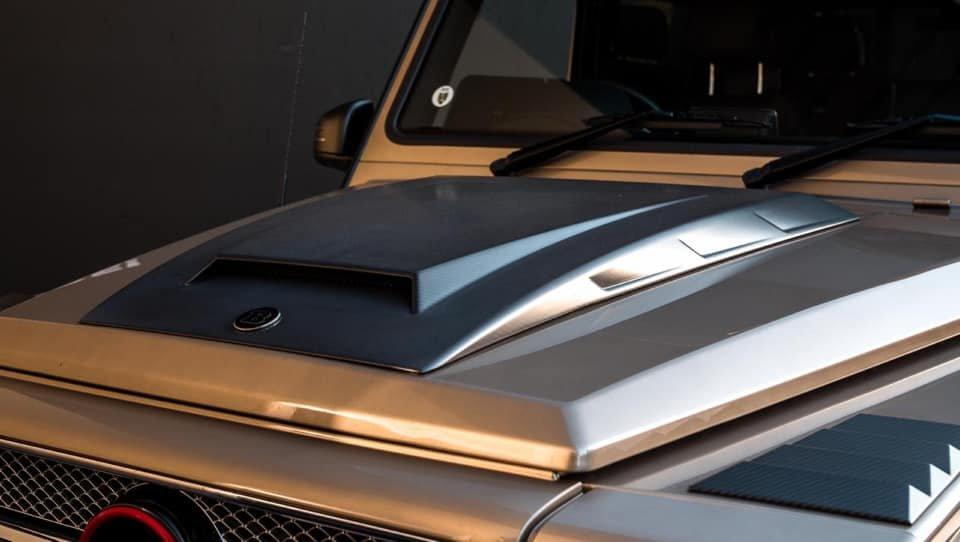 Mercedes-Benz BRABUS 6x6 G700 W463 (24)