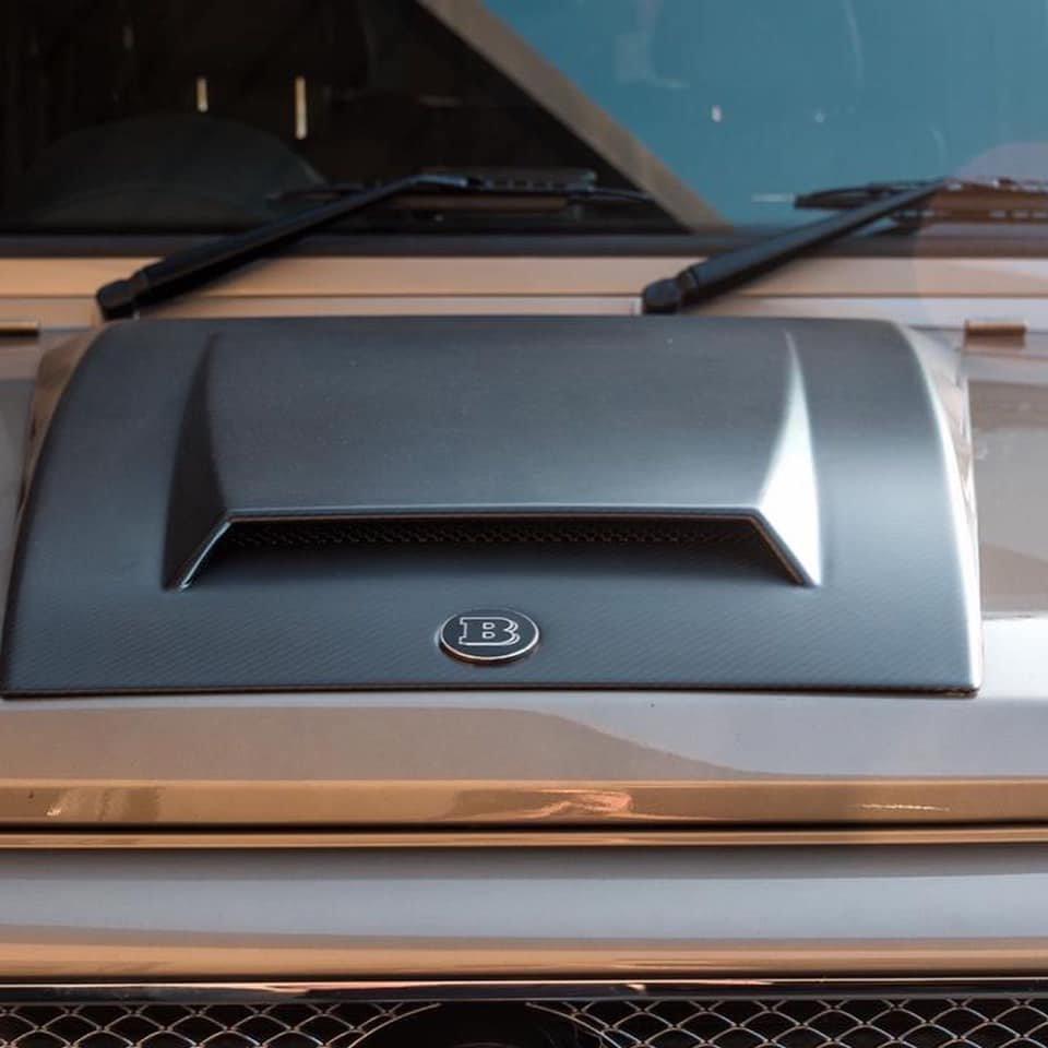 Mercedes-Benz BRABUS 6x6 G700 W463 (2)