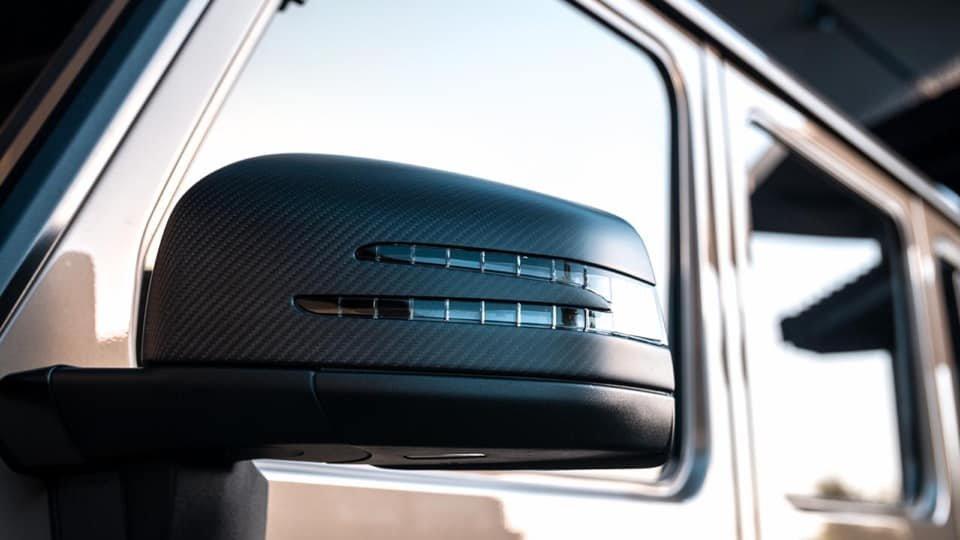 Mercedes-Benz BRABUS 6x6 G700 W463 (4)