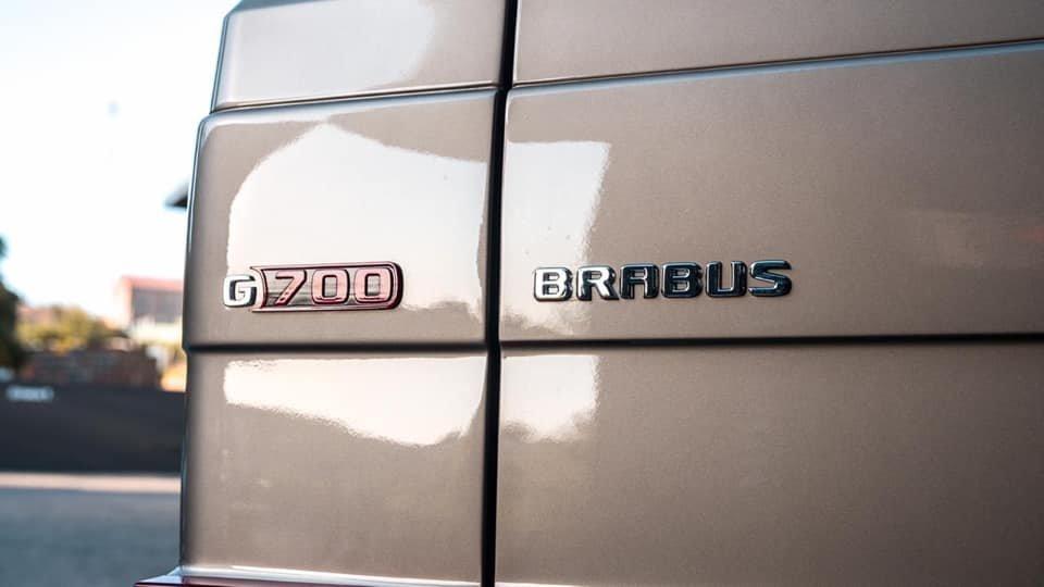 Mercedes-Benz BRABUS 6x6 G700 W463 (9)