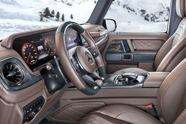 Mercedes-Benz BRABUS 800 ADVENTURE XLP (25)