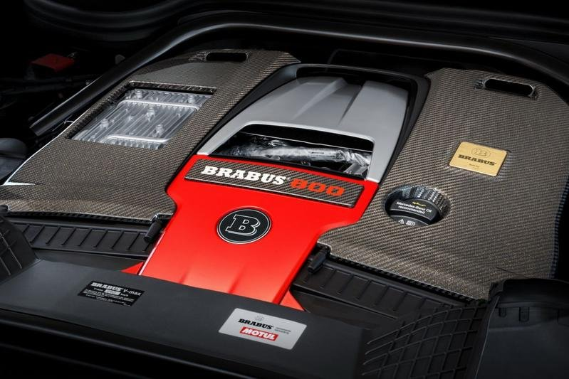Mercedes-Benz BRABUS 800 ADVENTURE XLP (26)