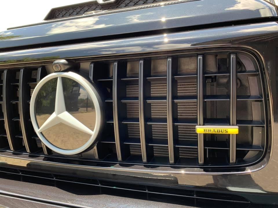 Mercedes-Benz BRABUS G700 W464 (10)