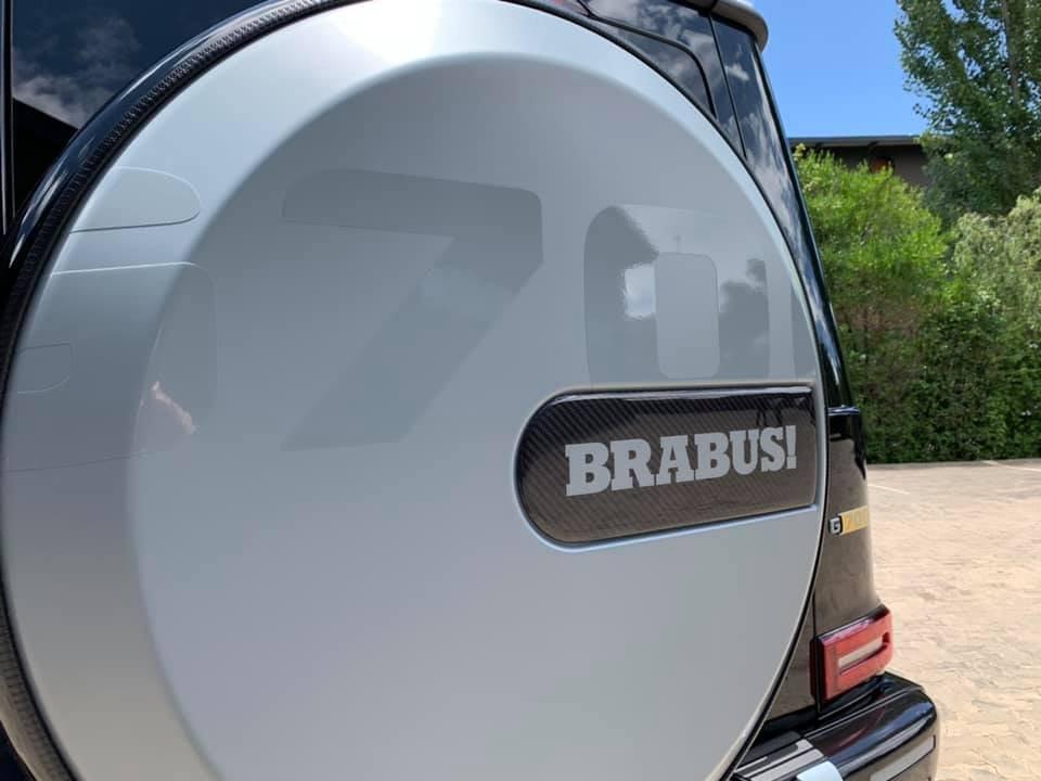 Mercedes-Benz BRABUS G700 W464 (16)