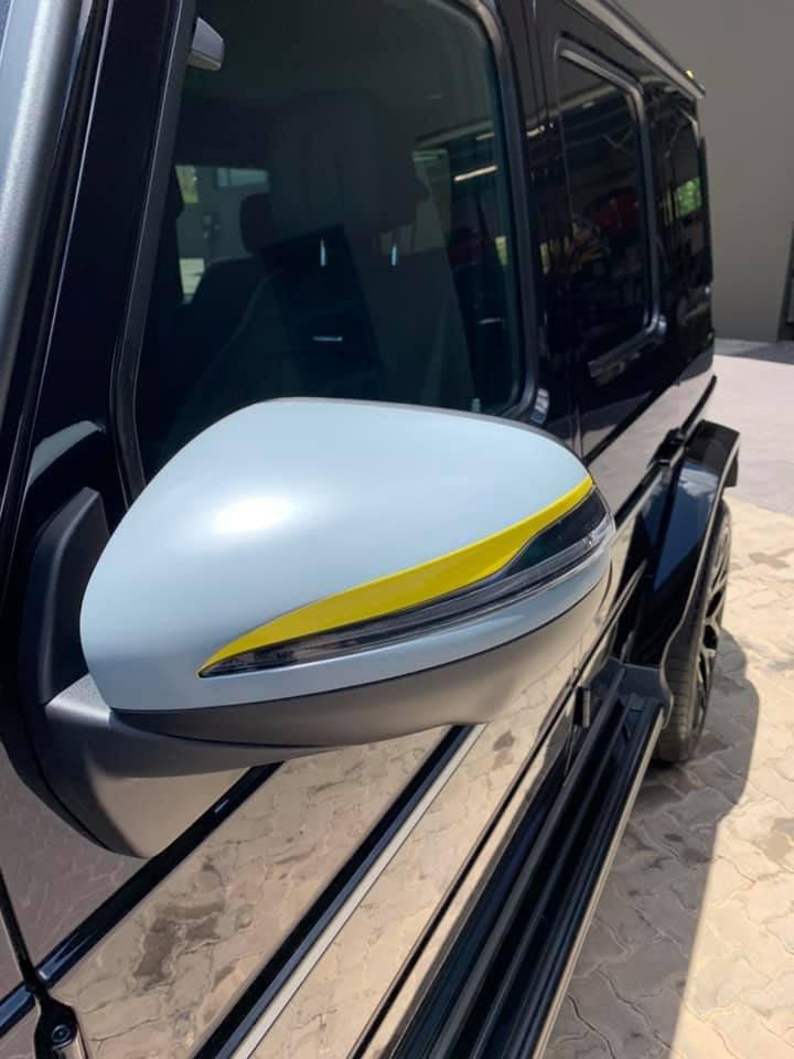 Mercedes-Benz BRABUS G700 W464 (1)
