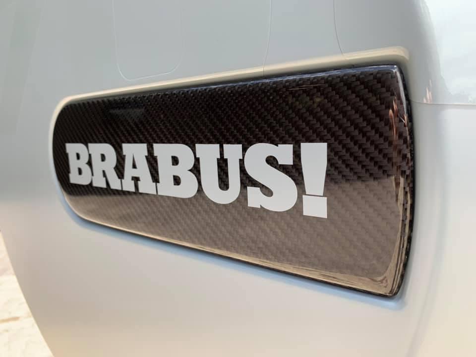 Mercedes-Benz BRABUS G700 W464 (20)