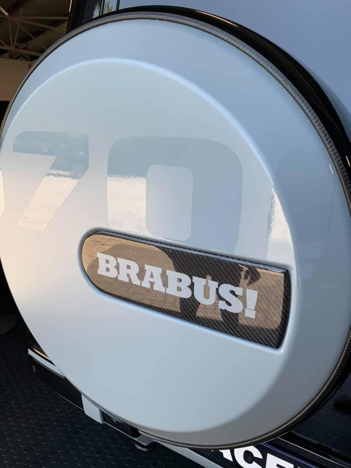 Mercedes-Benz BRABUS G700 W464 (5)