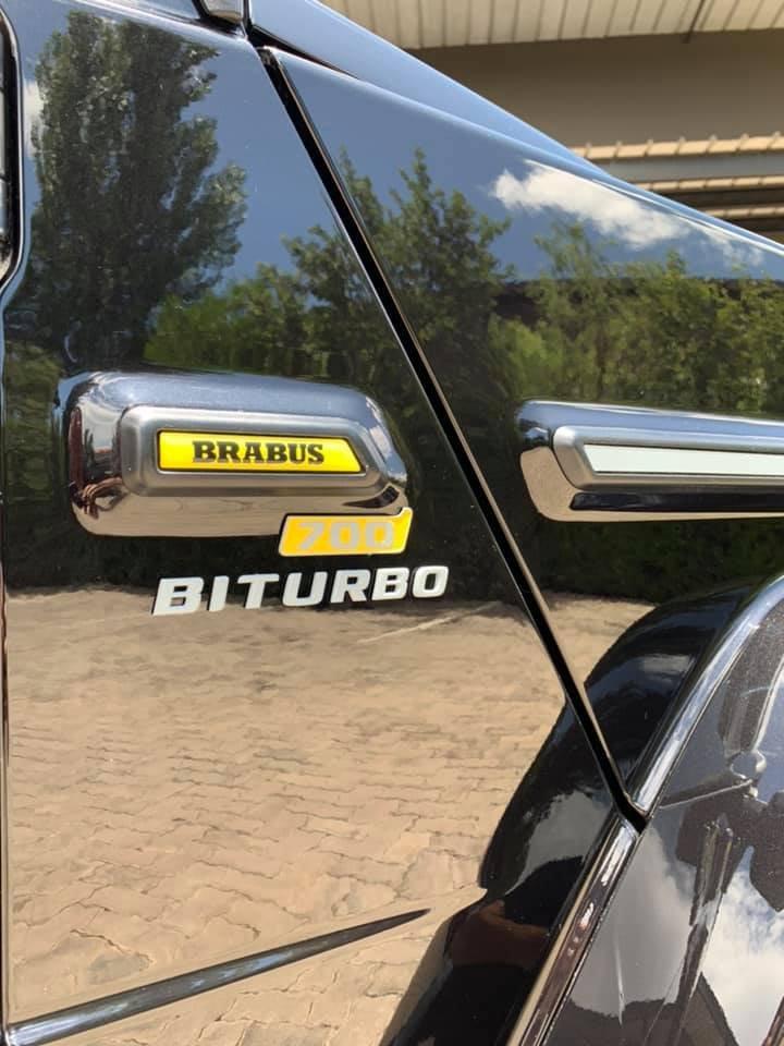 Mercedes-Benz BRABUS G700 W464 (6)
